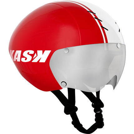 Kask-Bambino-Time-Trial-Helmet-Road-Helmets-Red-White-2014-BREDM